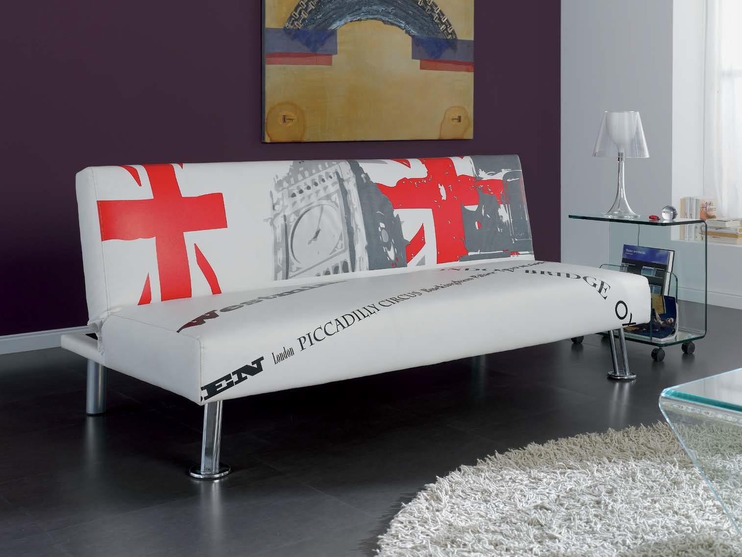Sofa cama polipiel barato